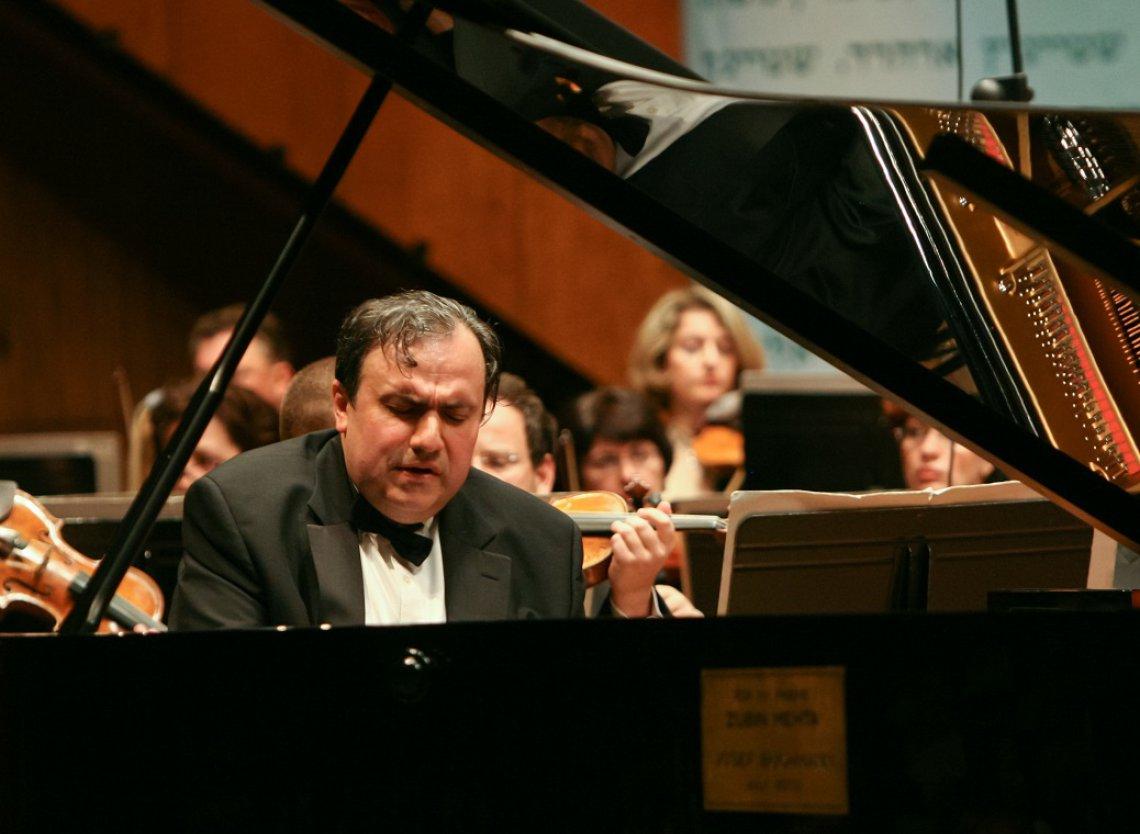 Yefim Bronfman en recital