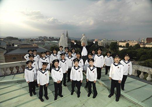 Niños Cantores de Viena (extraordinario)