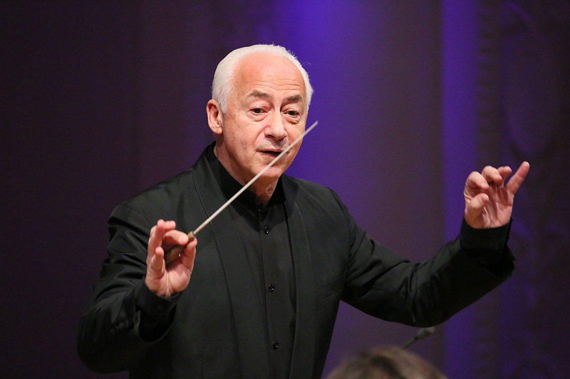 Vladimir Spivakov y la Nacional Filarmónica Rusa