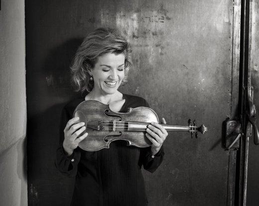 ANNE-SOPHIE MUTTER - CONCIERTO EXTRAORDINARIO (21/05)