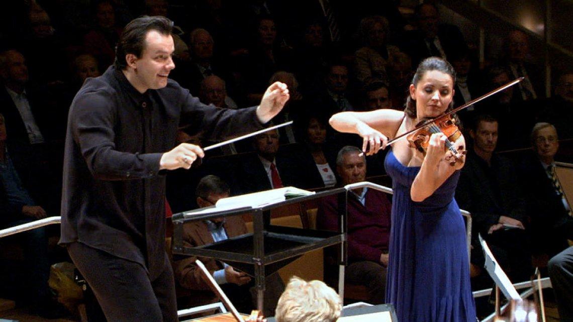 Gewandhausorchester Leipzig-Nelsons-Baiba Skride
