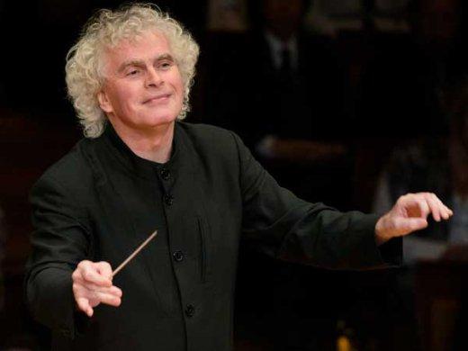 La Filarmónica de Berlín y Rattle