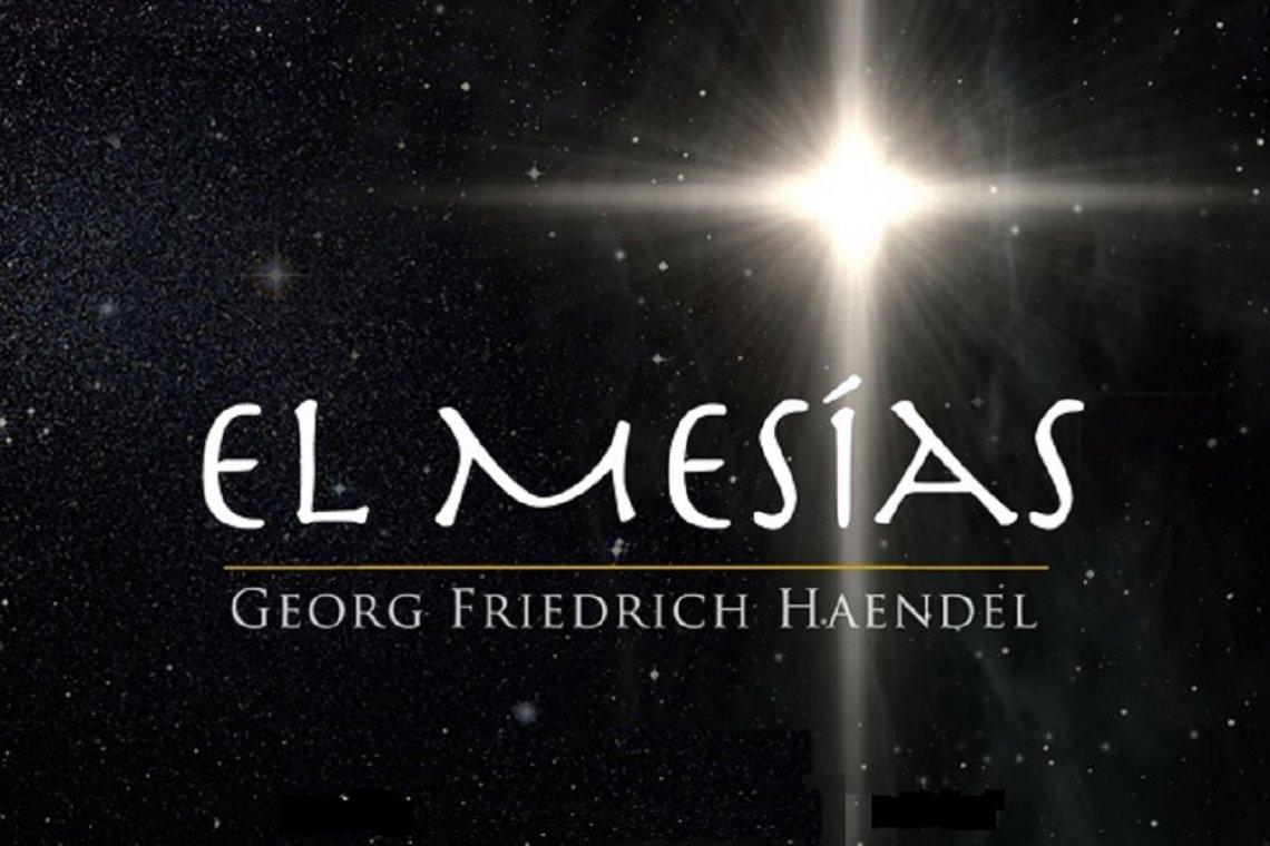 El Mesías -Concierto extraordinario Navidad