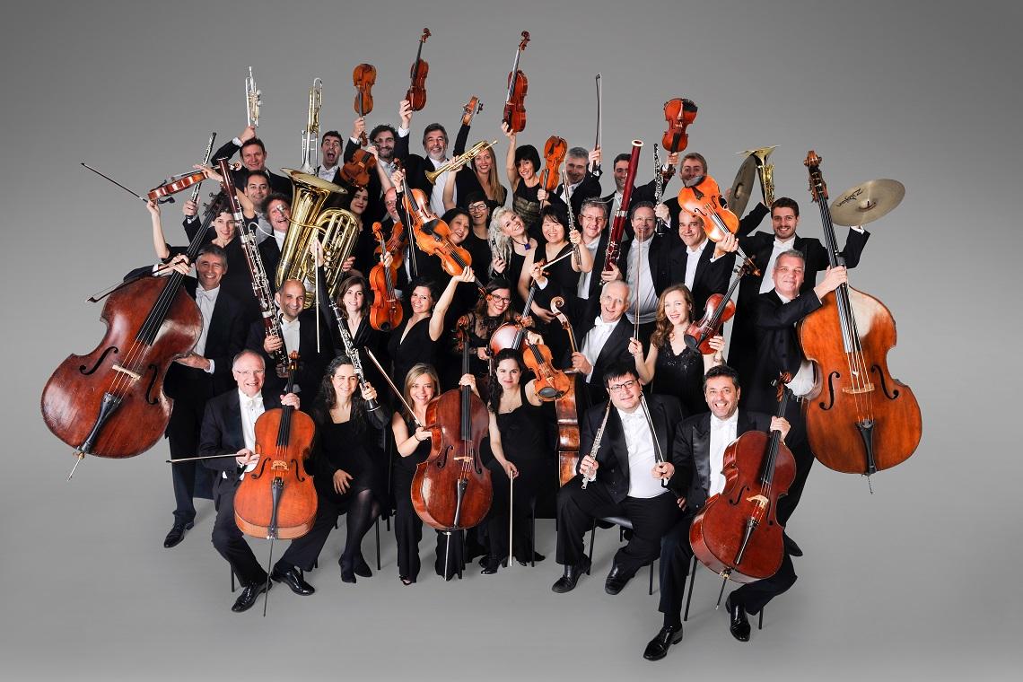 Orquesta de Cadaqués-David Robertson