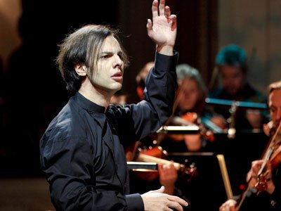 Teodor Currentzis y MusicAeterna Orquesta de la Ópera de Perm (B4)