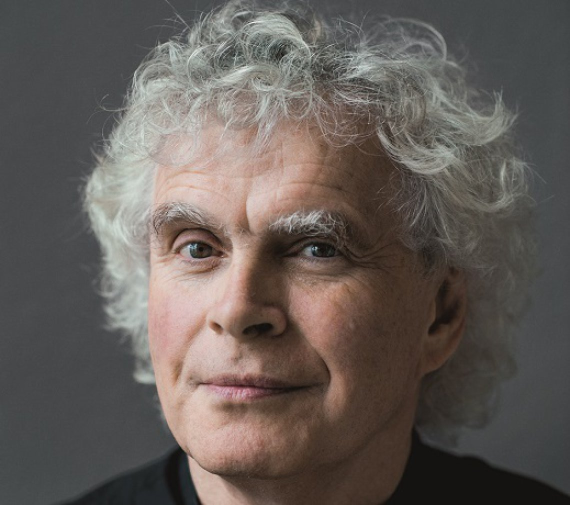 Sir Simon Rattle dirige Bartók