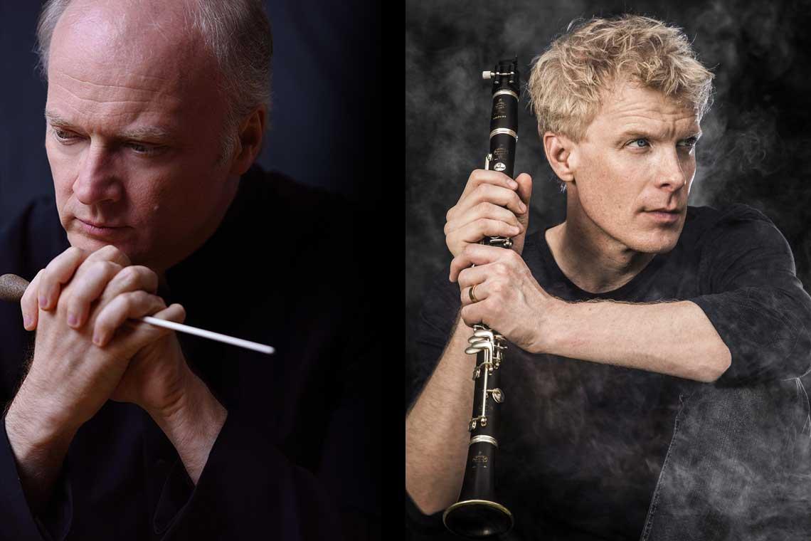 Missa Solemnis de Beethoven y Concierto para clarinete de Mozart