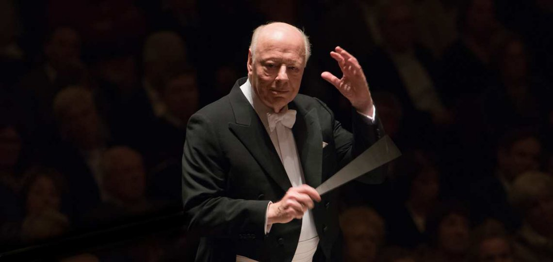 LSO Haitink, Mendelssohn y Brahms
