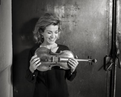 ANNE-SOPHIE MUTTER - CONCIERTO EXTRAORDINARIO (21/05)