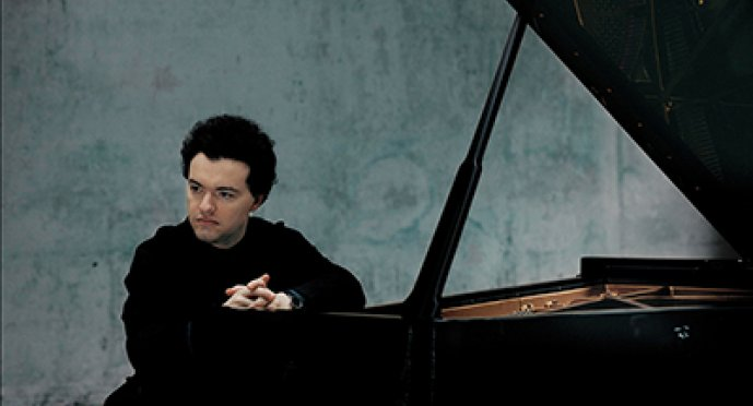 El piano prodigioso de Evgeny Kissin