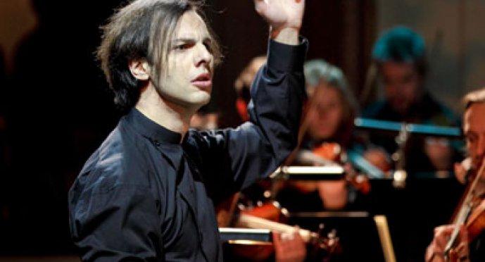 Teodor Currentzis y MusicAeterna Orquesta