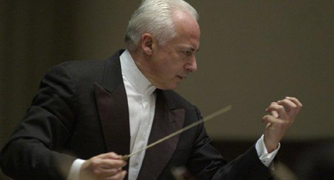 Vladimir Spivakov dirige la Nacional Rusa